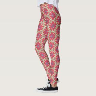 Legging Flower power Funky!
