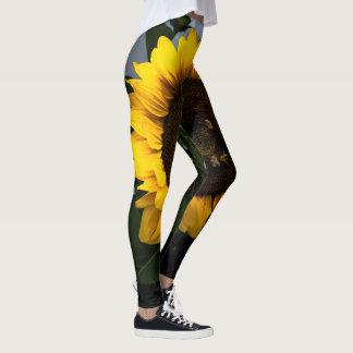 Legging Girassol