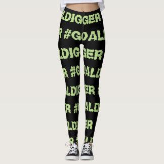 Legging #GOALDIGGER das CANELEIRAS