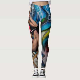 Legging Grafites
