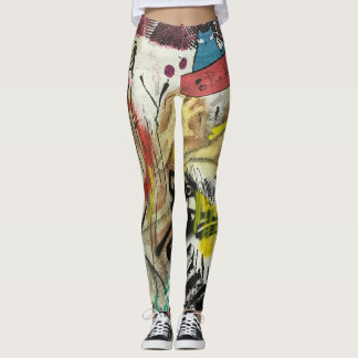 Legging Grafites do divertimento
