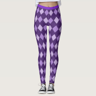 Legging GRAPE-Diamond_Long-John's_Work-Out-LEGGING'S_XS-XL