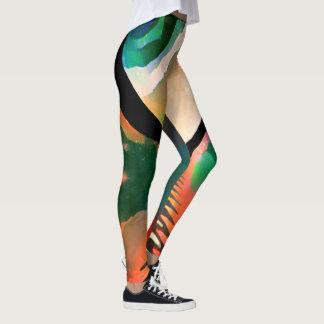 Legging Hallucenogenic Venus