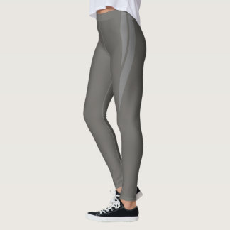 Legging HAMbyWG - caneleiras da compressão - titânio