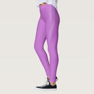 Legging HAMbyWG - caneleiras da compressão - violeta média