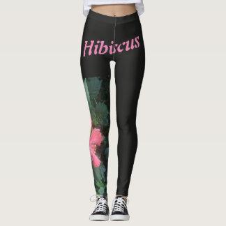 Legging Hibiscus