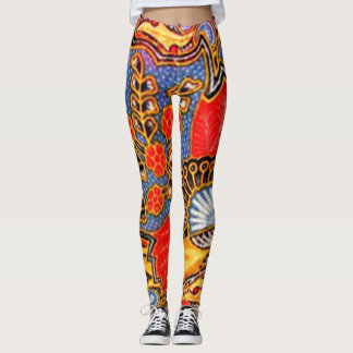 Legging kalapito do batik