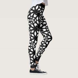 Legging Laço preto