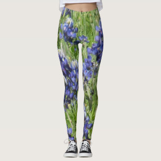 Legging Leggins bonitos do bluebonnet