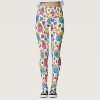 Legging leggins da ioga do elefante