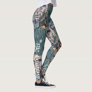 Legging Leggins de Apocalypto Jaguar