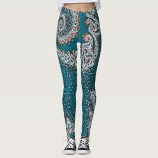 Legging Leggins do design do Fractal