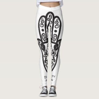 LEGGING LEGGINS LINDOS DO DESIGN DE HAMSA