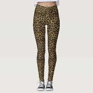 Legging Leopardo Love - Power yoga Ir