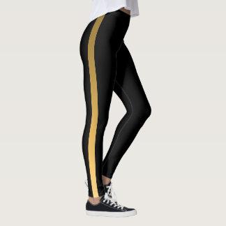 Legging Listra do ouro