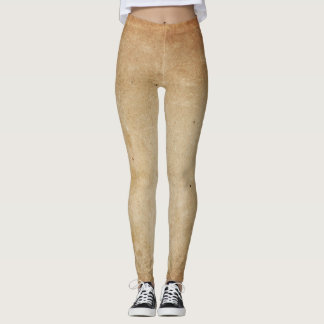 Legging Luz - caneleiras marrons