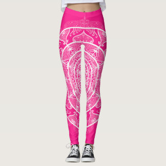 Legging Mandala do Foxglove