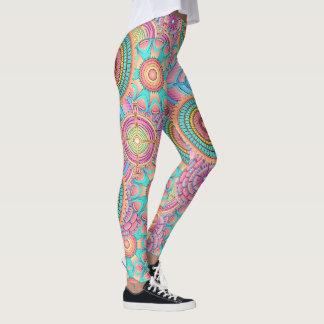 Legging Mandalas bonitas