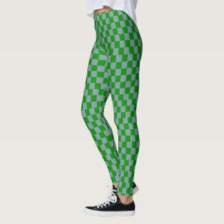 Legging MC2 - Verde e azul
