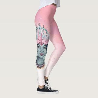 Legging Menina de Tsuru Origami