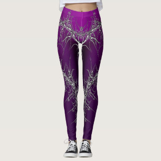 Legging metal herz