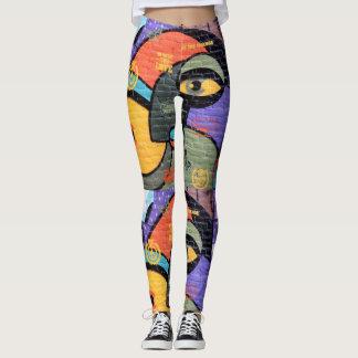Legging Monstro dos grafites