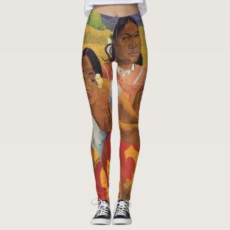"Legging ""Nafea Faa Ipoipo"" - Paul Gauguin"