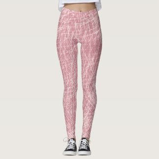 Legging Namorados no rosa pastel