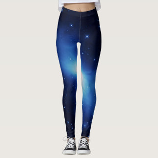 Legging Nebulosa do Bumerangue