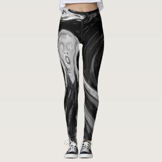 Legging O gritar por Edvard Munch