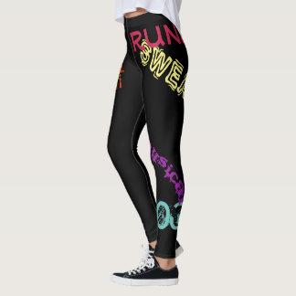 Legging O incentivo inspirado dos Leggins elabora calças