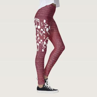 Legging O Inverse lírico