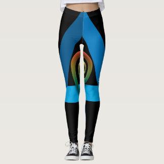 Legging Odisseia de calças da ascensão