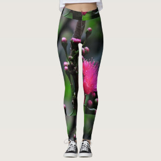 Legging Ohia cor-de-rosa