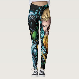 Legging Os 52 novos - Aquaman #1