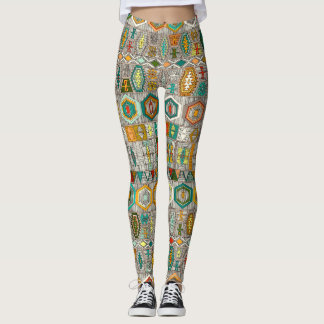 Legging pas do kilim