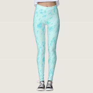 Legging Pastel azul
