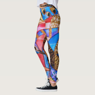 Legging PeacockEyes