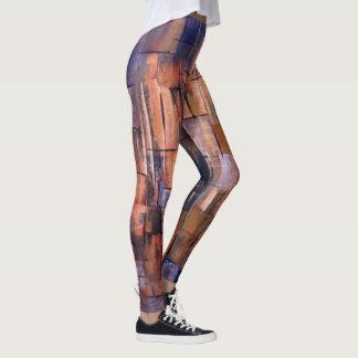 Legging Pintura abstrata 8 de Marta