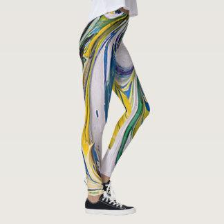 Legging Pintura derramada #3