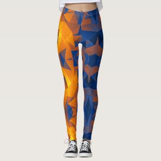 Legging Polygon Love - Power yoga Ir