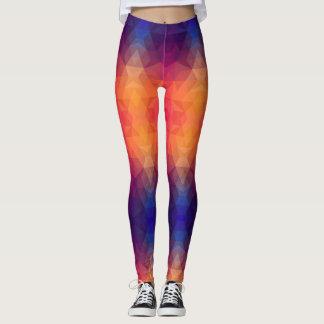 Legging Polygone Love - Power yoga Ir