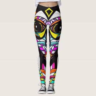 Legging Psicadélico colorido