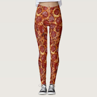 Legging Quem pediu a pizza