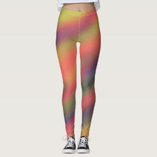 Legging Raias do arco-íris