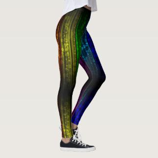 Legging Rainbow Love - Power yoga Ir