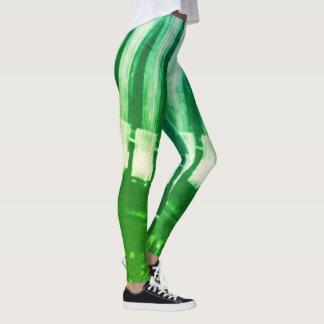 Legging Raio X da escova
