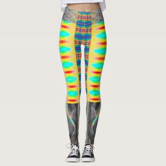Legging Razzle brilha