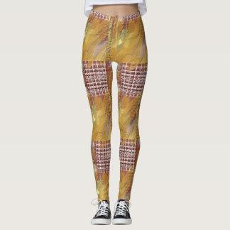 Legging Refrigere caneleiras Textured