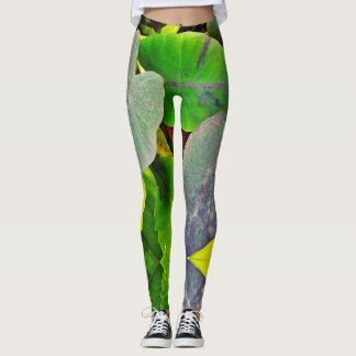 Legging Remendo do Taro